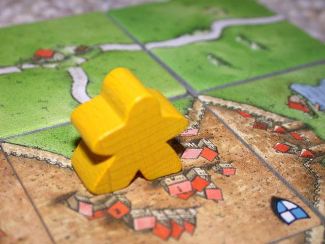 [Kurz] Carcassonne